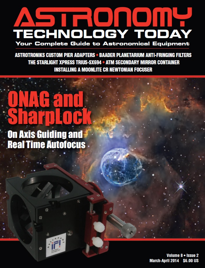 Latest issue of Astronomy Technology Today -- March-April 2014 !!!