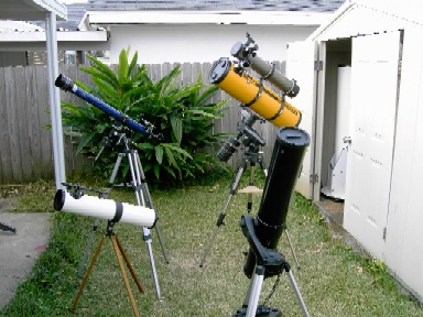 The VAO Telescope Collection